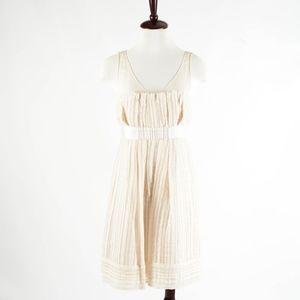 BCBG MAXAZRIA – Beaded Sleeveless Dress – Size 8